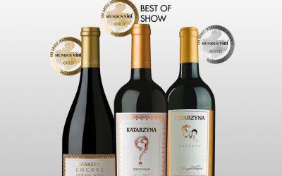 Nejlepší Bulharská vína