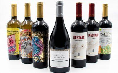 7 nových vín z vinařství Katarzyna Estate!