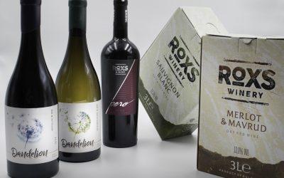 Roxs Winery, opět rozšiřujeme.